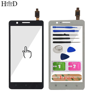 """Image 2 - 5.0"""" For Lenovo A536 536 Touch Screen Panel Digitizer Front Glass Lens Sensor Touchscreen Tools Adhesive + Screen Protector Gift"""