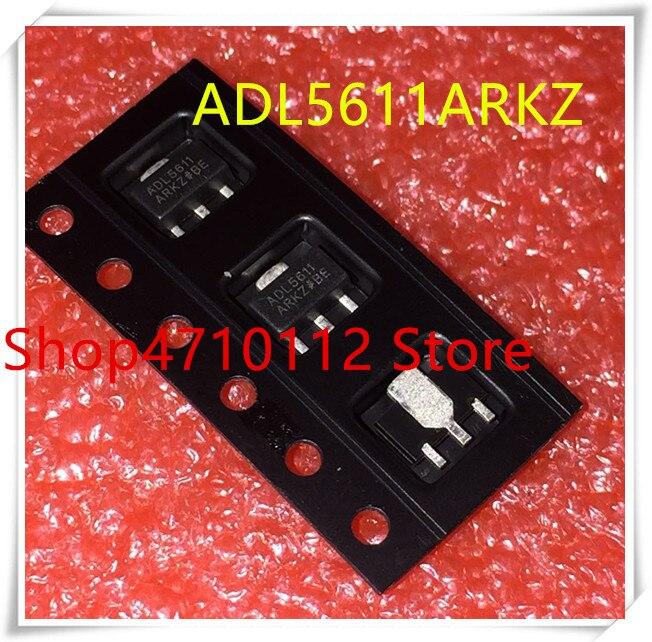 NEW 5PCS LOT ADL5611ARKZ ADL5611 SOT 89 IC