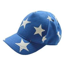 Connectyle Kids Toddler Boy Baseball Hat Cute Stars Cotton Hats for Boys