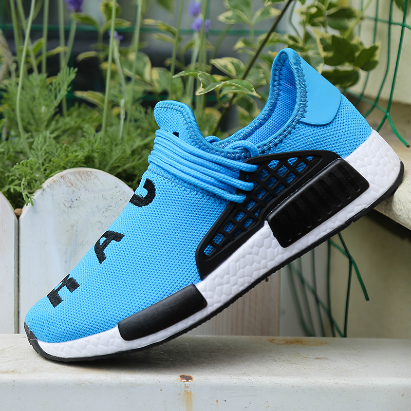 2018 New Air Mesh Classical Tennis Shoes for Men Outdoor Comfortable Sports Sneakers Fitness High Quality