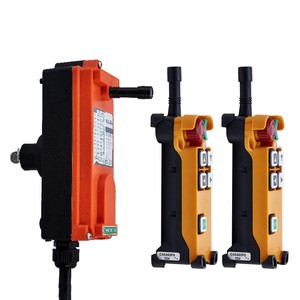 Image 3 - Telecontrol F21 4D(include 2 transmitter and 1 receiver)/crane Remote Control /wireless remote control/Uting remote control