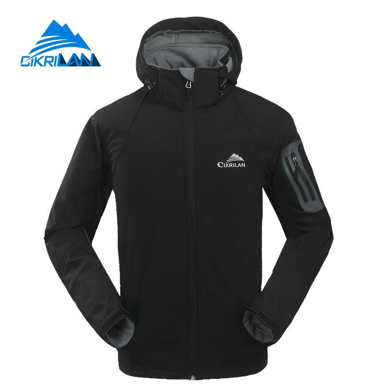 New Hiking Camping Outdoor Softshell Jacket Men Windbreaker Trekking Coat Water Resistant Jaqueta Masculina Man Fishing Clothing