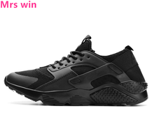 Spring New Mens Running Shoes Sports Shoes Athletic Air Mesh Men Sneakers Breathable Brand Men Shock-Absorbant Gym Shoes