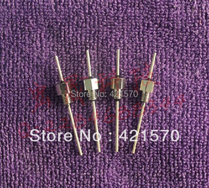 Image 1 - Free shipping 100PCS/LOT  Emi filter capacitor feedthrough capacitors series   M3/6800PF/100VDC/10A/682