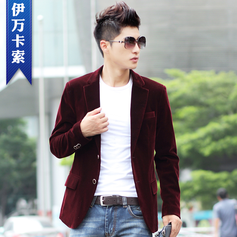 Crazy promotion ! Flat flannelette autumn brand suit coat for the ...