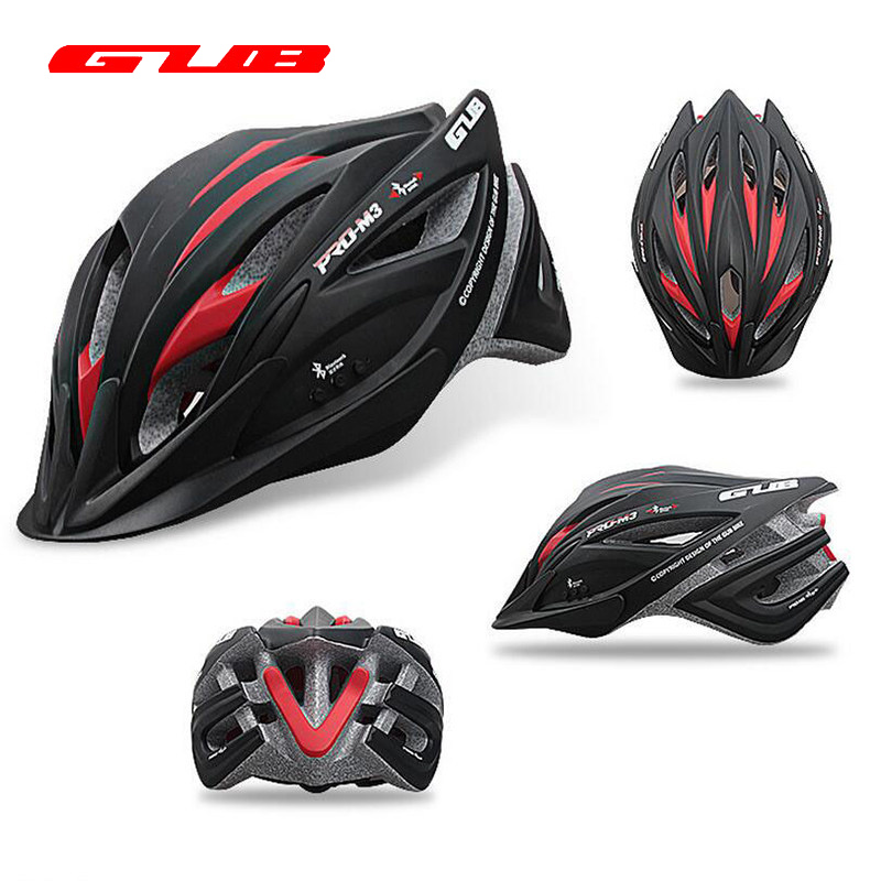 GUB M3 Cycling Helmet Smart Bluetooth Music Headset 52-62cm With MTB Road Bike Music Intelligent Bluetooth Bicycle Helmet цена