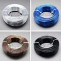 50m/roll 2mm Aluminum Wire Beaded Accessories For Jewelry Making 16 Color