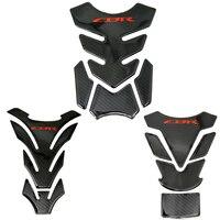 Motorcycle Carbon Fiber Tank Cover Pad Decal Sticker for Honda CBR 250 600 900 929 954 RR CBR1000XX CBR Tank Pad Protector