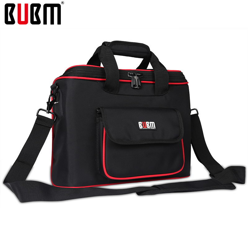 BUBM projector bag case organizer handbag  shoulder bag black S M L portable bag for projector projects MS527 RD-806 bag bubm professional dj bag for pioneer