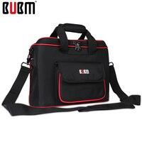 Bubm projektör çanta case organizatör çanta omuz çantası siyah sml projektör projeleri için taşınabilir çanta ms527 rd-806 çantası