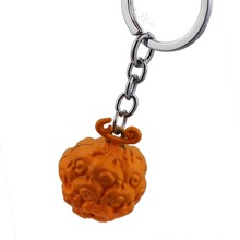ONE PIECE Devil Fruit Keychains