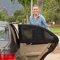 54X86cm новый автомобильный солнцезащитный козырек для автомобиля  солнцезащитный экран  боковое окно  Солнцезащитный сетчатый мешок