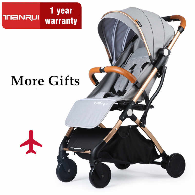 Light Portable Baby Stroller Plane Cabin Size Travel Stroller Prams Folding Trolley Stroller Baby Carriage Yoya