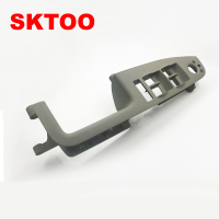 SKTOO Car Window Front Door Switch Panel Cover Trim Stickers for Audi A4 B6 B7 2002 2007 Car Covers Detector 8E1 867 171 B E82