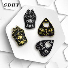 GDHY Gothic Witchcat PAW (China)