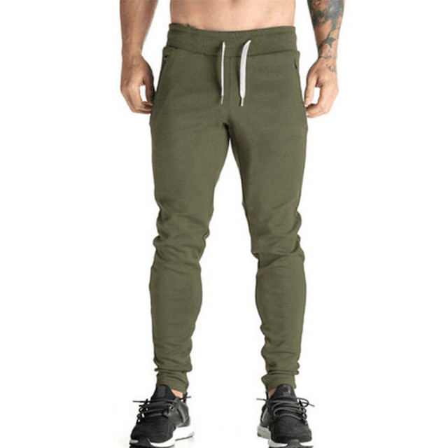 Casual Men's Sweatpants for Workout and Fitness