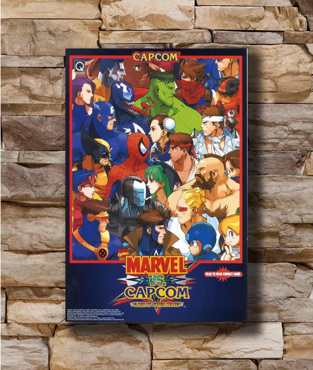 Detail Feedback Questions about N0631 MARVEL VS CAPCOM 3