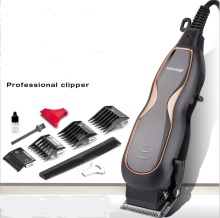 220v professional adult trim hair clipper corded cutter 28w electric barbershop hair clipper trimmer barber hair cutting machine