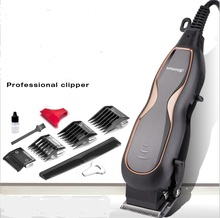220v professional adult trim hair clipper corded cutter 28w electric barbershop hairdressing trimmer barber haircutting machine