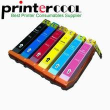 6pcs T2421 t242 Compatible Ink Cartridge for Epson XP-950 XP-850 XP-750 XP 950 XP 850 XP 750 Printer for Europe стоимость