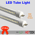 16w led tube Light T5 220V Indoor lighting 2835 SMD 1500mm 150CM 1.5M Lamp lighting 85V~265V warranty 2 years CE RoHS x 10 PCS