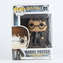 Funko Pop 01 Harry Potter Vinyl Action Figure Toy Doll(China (Mainland))