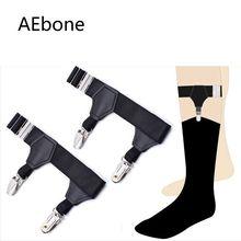 a7636c060b4 AEbone Mens Garter Strap Belts 2 Clip Suspenders Keep Sock Stay 2pairs Sus45