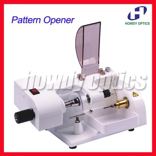 HD400B Pattern Cutter Opener Maker For Lenses Edging