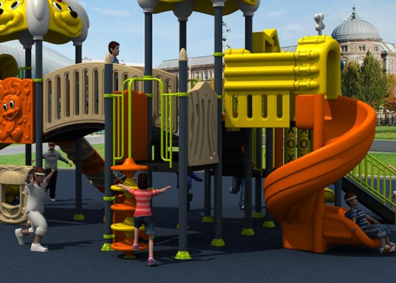 CE / TUV / SGS διασκέδαση υπαίθρια παιδική - Ψυχαγωγία - Φωτογραφία 5