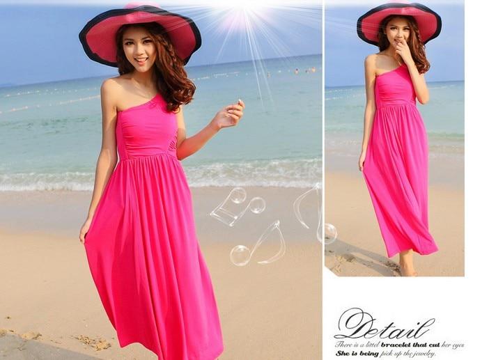Beach Dresses 2013