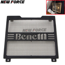 For Benelli BN302 TORNADO TNT300 STELS 300 Keeway RKX300/BN TNT 300 320 Black Motorcycle Radiator grille guard protection cover stels tornado v 2016