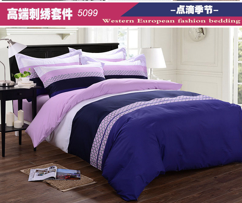 Compare Prices On Solid Color King Size Comforter Set In Bedding - Blue solid color king size comforter