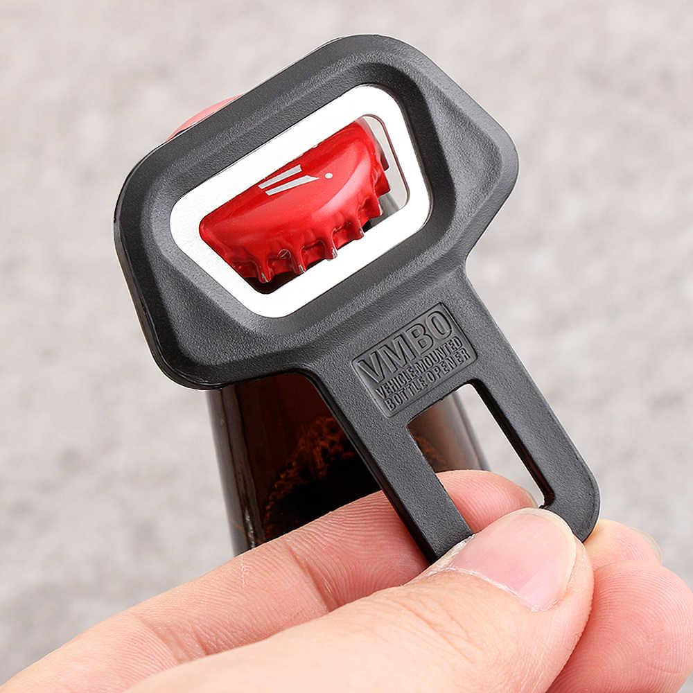 מכונית בטיחות חגורת בטיחות אבזם קליפ בקבוק פותחן לסיטרואן C1 C2 C3 C4 C5 C6 C8 C4L האליזה קסארה קקטוס DS3 DS4 DS5 DS5LS DS6