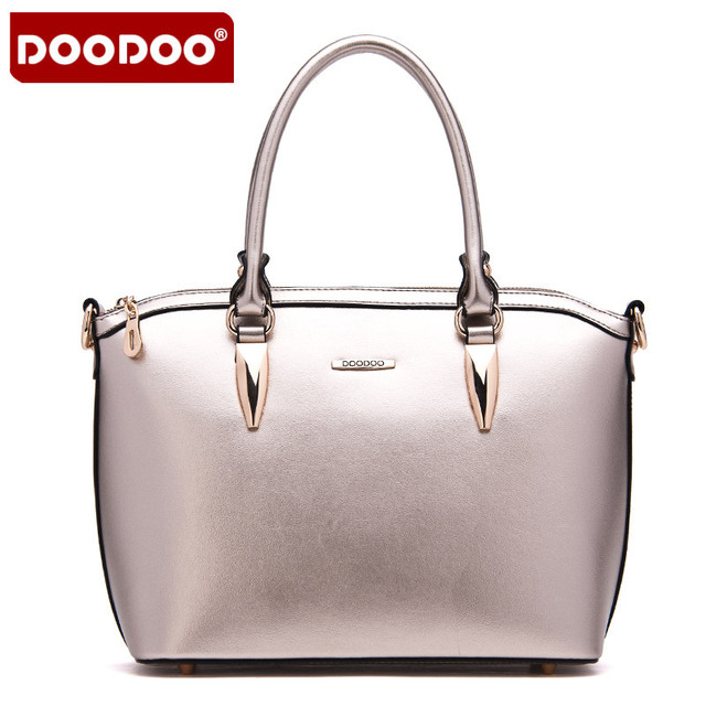 Doodoo New Fashion Women Shoulder Bags Versatile Channel An And Korean Style Soft Pu Solid High