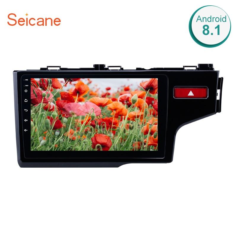 Seicane 10 1 Android 7 1 8 1 Touchescreen 2 DIN Car FM Radio GPS Multimedia