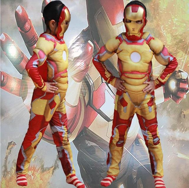 Yellow Iron Man