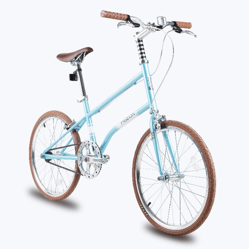 NEW Arrival Lightweight Single Speed 20 inch Leisure Bike ...