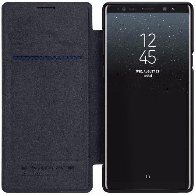 Case For Samsung Galaxy Note 9 Nillkin Luxury Brand Flip