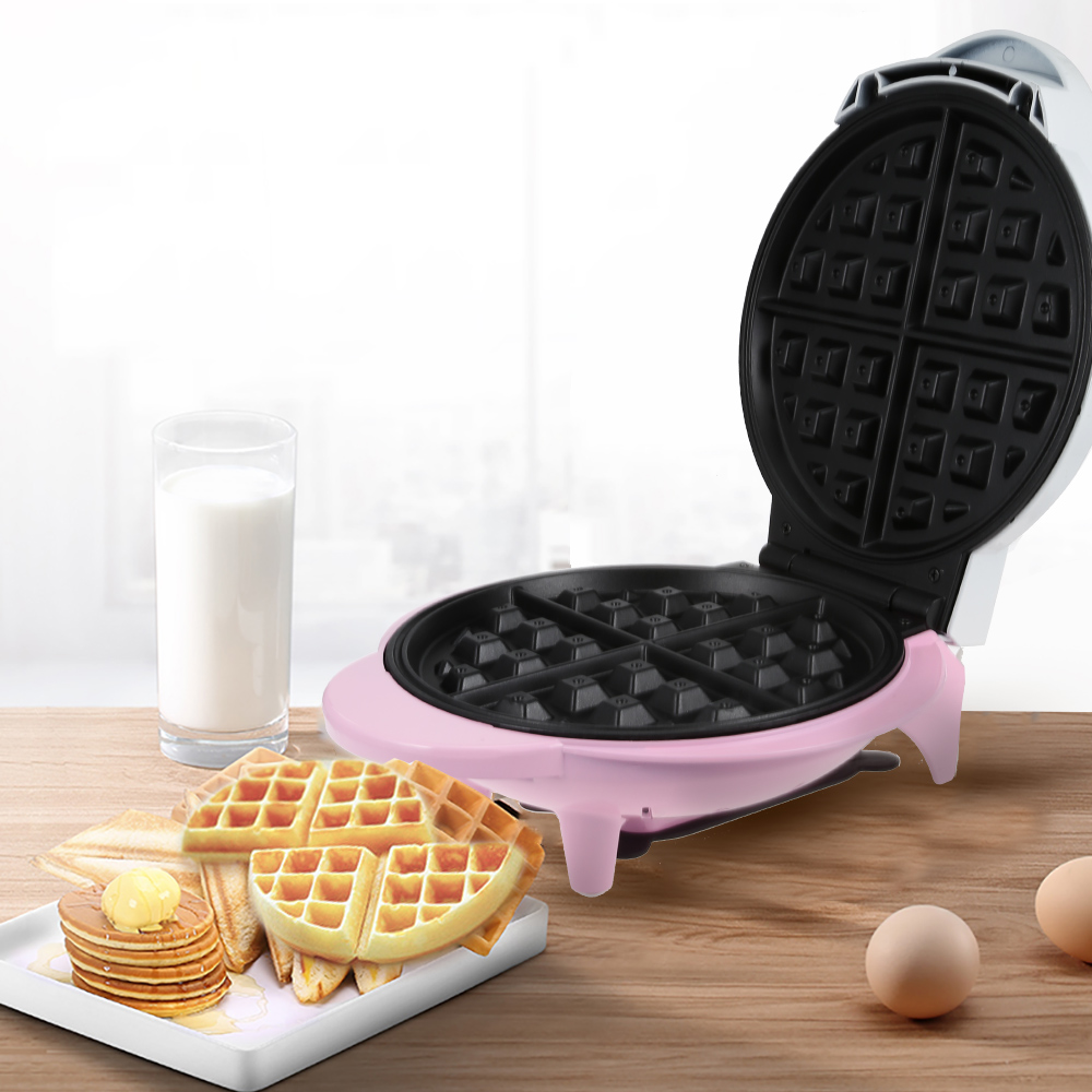 Automatic Double-sided Waffle Maker Machine Heating Baking Electric Cookie Maker Cooking Appliances 800-1000W for home high quality cookies mold gun 12 flower mold 6 pastry tips cookie cutter cookie machine biscuit maker diy baking tools m1299