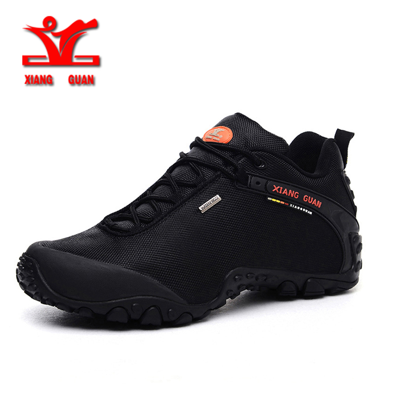 XIANG GUAN Oxford Fabric Man Army Green Outdoor Sports Shoes Hiking Shoes Boots Top Quality Climbing Sneakers 81283 цена и фото