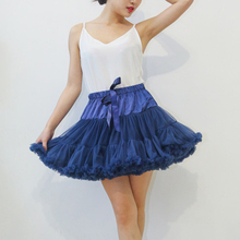 Adult performance extra fluffy women skirt party dance adult tutu skirt fashion girls mini ladies skirts