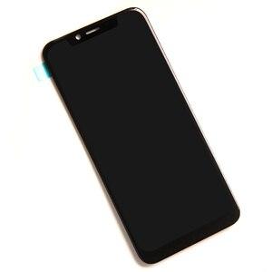 Image 3 - 5,9 zoll UMIDIGI EINEM LCD Display + Touch Screen 100% Original Getestet LCD Digitizer Glas Panel Ersatz Für UMIDIGI EIN