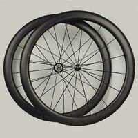 Китайские Дешевые Бесплатная доставка колеса углерода 50*25 мм ERD 538,4 мм 20/24 отверстия Базальт тормозная поверхность ямочка колеса обод