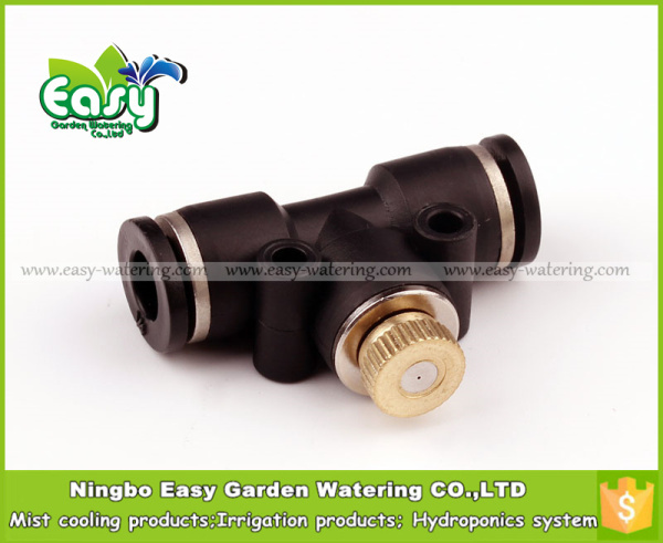 Factory direct 10pcs nozzles fog misting system free shipping
