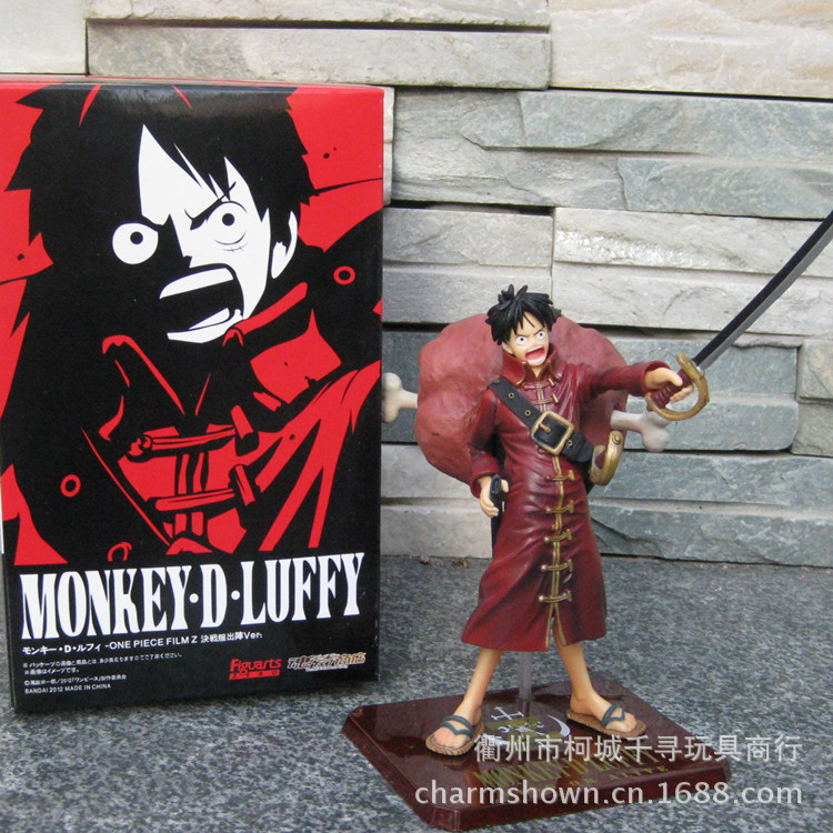 Industrious 15cm One Piece Film Monkey D Luffy Pvc Action Figure Colletion Model Toy Retail B716 Skillful Manufacture Toys & Hobbies