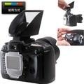 TAPA DEL Flash Difusor Para flash speedlite Canon 100d 600d 60d 6d 7d 5d3 nikon d90 d700 d3300 pentax
