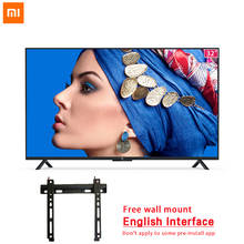 Original Xiaomi Smart TV 4A 32 inch HD LCD Screen English In