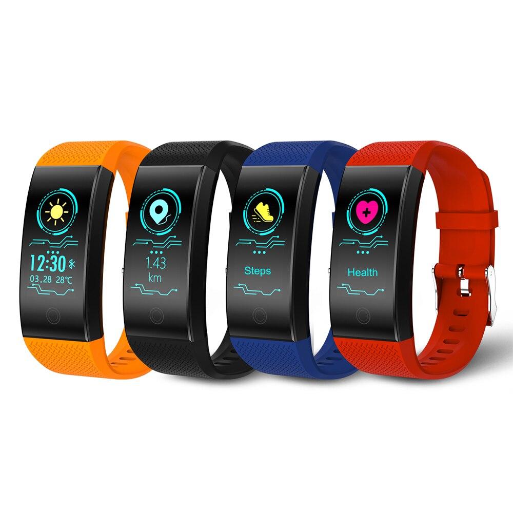 Smart Wristband Intelligent Sport Bracelet Fitness Sleep Tracker IP68 Pulse Watch Outdoor Smartband Health Band Relogio Cardiaco