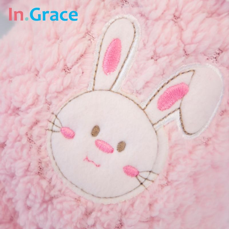 In.Grace super cute çəhrayı dovşan körpə doğulmuş bebeklər - Kuklalar və kuklalar üçün aksesuarlar - Fotoqrafiya 5