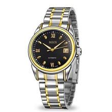 BOSOK655 nuevos relojes mecánicos de los hombres, de gama alta de ocio ahuecan hacia fuera los relojes de marca, moda de lujo de relojes, reloj de los hombres de negocios